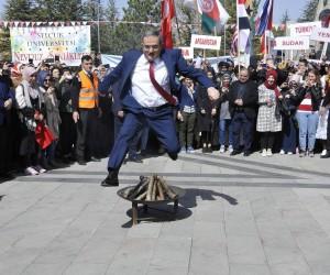 Selçuk'ta Nevruz Bayramı coşkuyla kutlandı