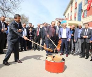 Darıca'da nevruz sevinci coşkuyla kutlantı