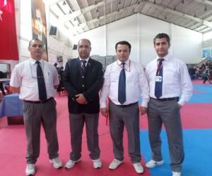 Malatyalı tekvando hakemi Mehmet Hanifi Karakuş, uluslararası hakem oldu
