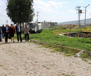 Alaşehir'e 25 milyonluk yeni atıksu arıtma tesisi