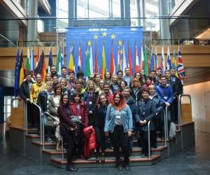 İhlas Koleji Erasmus + projesini Fransa'da sundu