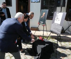 Odunpazarı Belediyesi gazetecilerle Tayfun Talipoğlu'nu andı