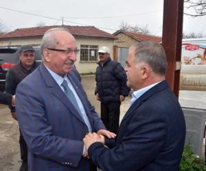 Başkan Albayrak'tan Ergene, Kapaklı, Saray ve Muratlı ilçelerinde vatandaşlarla buluştu