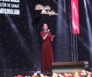 Şiir okuma yarışması bölge finalleri yapıldı