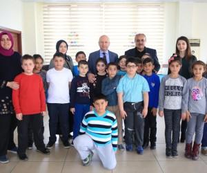 Çocuklar, Kocasinan'da çok mutlu