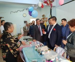 MÜSİAD İzmir üyelerinden huzurevi ziyareti