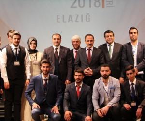 Elazığ'da 'Şehrin Ekonomi Ödülleri'