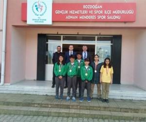 Bozdoğanlı atıcılar Türkiye Şampiyonu oldu