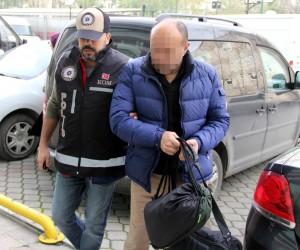 FETÖ'den gözaltına alınan iş adamı adliyeye sevk edildi