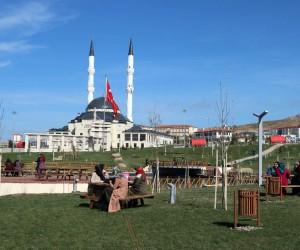 Bozok Üniversitesi kampusunun çehresi değişti