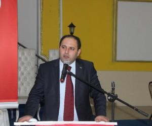CHP Tekirdağ Saray ilçe başkanı görevinden uzaklaştırıldı