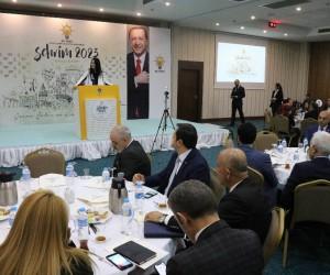 Gaziantep'te Şehrim 2023 toplantısı