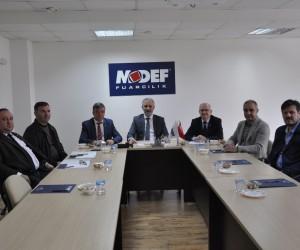 MODEF'te hedef 20 bin kişi