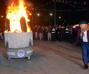 Mersin Büyükşehir Belediyesi'nden 'Nevruz' etkinliği