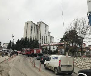 Ordu Devlet Hastanesindeki yangının sebebi belli oldu
