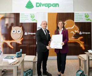 Divapan Orman Haftası'nda stant açtı