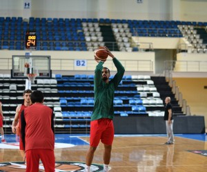 Sakarya Büyükşehir Basket, Darüşşafaka maçı hazırlıklarını sürdürüyor