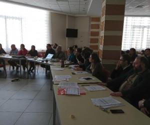Bitlis'te 'Hızlı Okuma' kursu