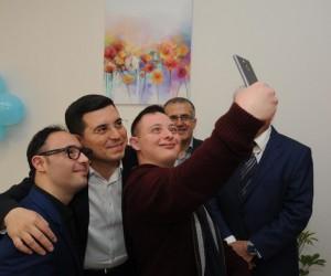Kepez'de 'Engelli Koordinasyon Merkezi' açıldı