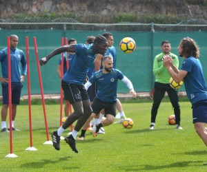 Aytemiz Alanyaspor'da Beşiktaş maçı hazırlıkları sürüyor