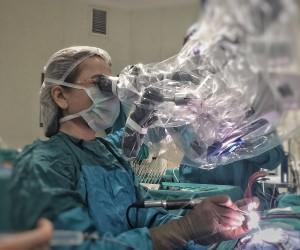 ESOGÜ Hastanesi'nde yapılan cerrahi işlem tüm Türkiye'de canlı izlendi
