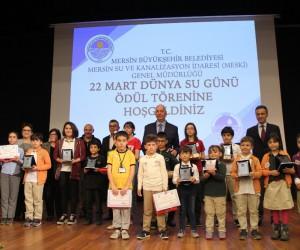 Mersin'de Dünya Su Günü kutlandı
