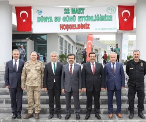 Diyarbakır'da Dünya Su ve Meteoroloji Günü kutlandı