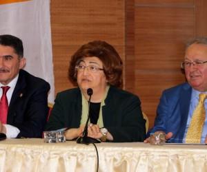AK Parti Siyasi Erdem ve Etik Kurulu Üyeleri'nin Yozgat ziyareti