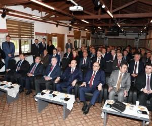 '1. Trakya Tanıtım Günleri' toplantısı yapıldı
