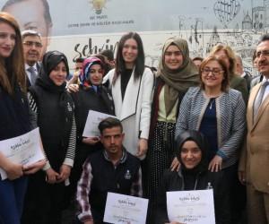 Gaziantep'te Şehrim 2023 projesi coşkusu