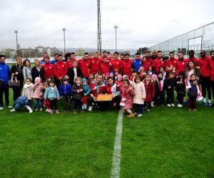 Samsunspor, Adanaspor maçı hazırlıklarına başladı