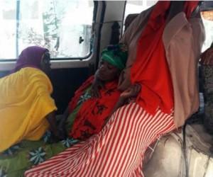 Somali'de kadınlara zehirli gaz saldırısı