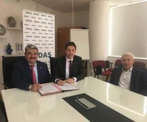 Güneş Enerji Santralı  kesin kabul anlaşması imzalandı