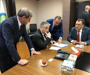 Jeotermal kaynaklı yatırımlar Ankara'da masaya yatırıldı