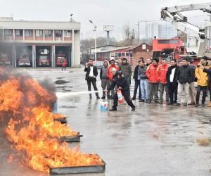Başkent'te yaşanan 424 yangının 121'i tedbirsizlik, sigara ve kibritten kaynaklandı