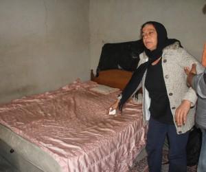 Baza altında kalarak ölen çocuğun annesi: