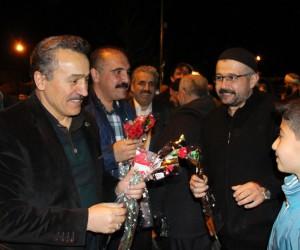 Seydişehir'de Regaip Kandili idrak edildi