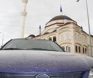 Aydın'da çamur yağmuru