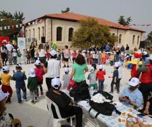 Mezitli'de 7'den 70'e sevgi buluşması etkinliği