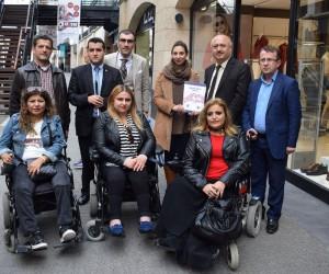 Forum Mersin'den engelsiz yaşama destek
