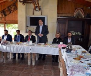 AK Partili Erdem Didim ziyaretlerini muhtarlarla başladı