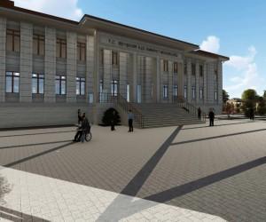 Beyşehir'e Selçuklu mimarisi ile yeni emniyet binası yapılacak