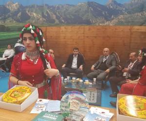 Ankara Turizm Fuarı'nın gözdesi, Şırnak standı oldu
