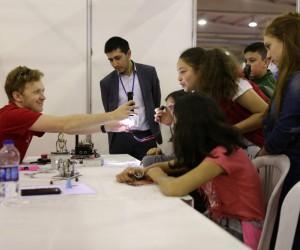 Bursa 'THY 7. Science Expo 2018'e rekor başvuru