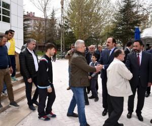 """Başkan Altay: """"Afrin'de Çanakkale ruhu ile hareket ediyoruz"""""""
