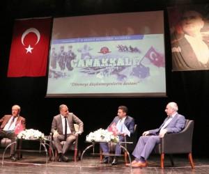 Kocaeli'de Çanakkale Zaferi anlatıldı