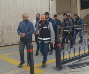 Malatya'da silah kaçakçılığına 6 tutuklama