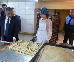Ekmek imalatı yapan fırınlara denetim