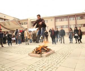 Bayburt Üniversitesi'nde Nevruz Coşkusu