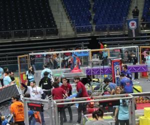 Selim Lisesi, robot yarışmasında birçok liseyi geride bırakarak 5. oldu
